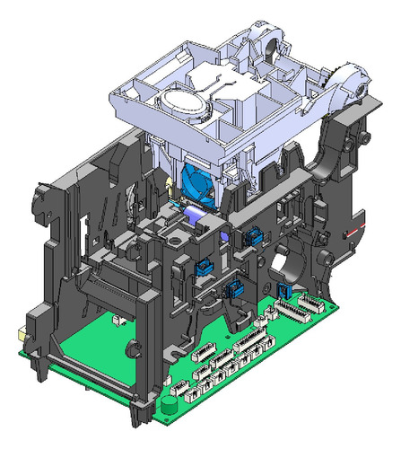 manutenção e reparo em placas eletronicas datacard sd360