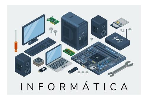 manutenção e suporte de informática