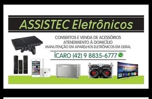 manutenção em aparelhos eletrônicos