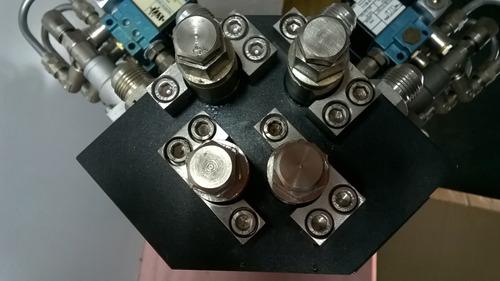 manutenção em aplicadores de adesivo