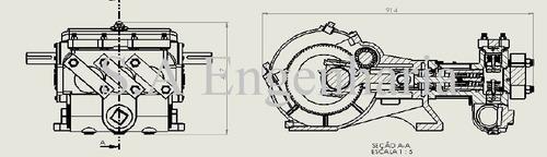 manutenção em bomba de hidrojateamento woma / myers / hpp