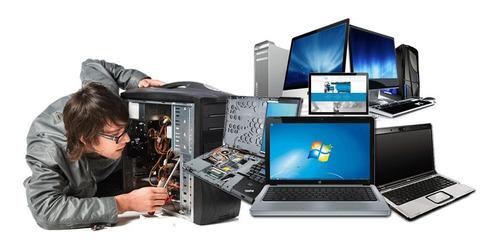 manutenção em computadores e notebook e configuração