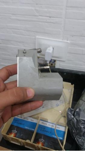 manutenção em facetadora essilor. kappa, gamma, delta, zeta.