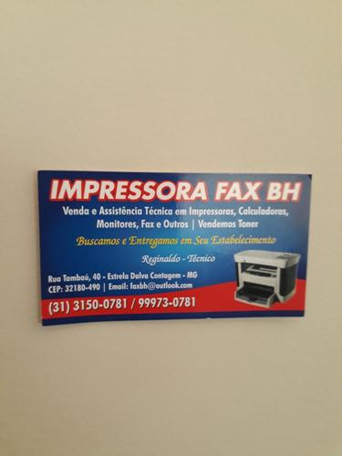 manutenção em impressoras laser- e várias marcas e modelos