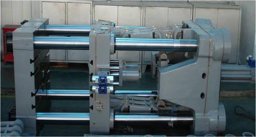 manutenção em injetoras plástico, alumínio, zamac e borracha