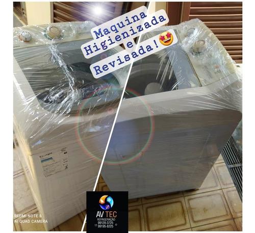 manutenção em maquinas de lavar e geladeiras