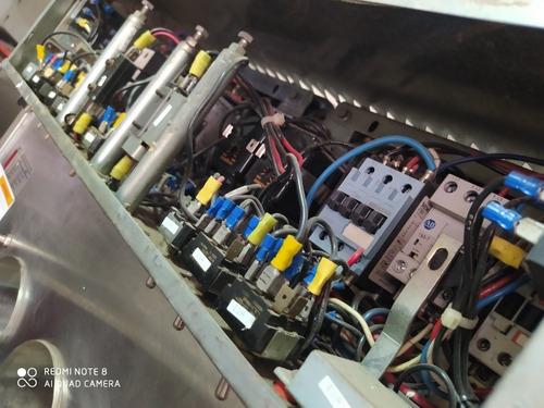 manutenção em máquinas de sorvete expresso