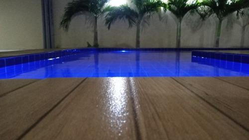 manutenção em piscina