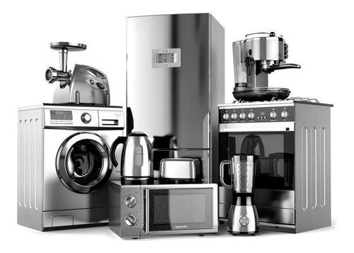 manutenção em refrigeradores e maquinas de lavar