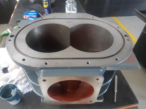 manutenção geral em unidade compressora atlas copco e outras