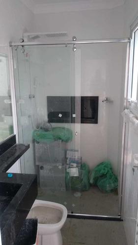 manutenção instalação de box portas e janelas de vidro temp.