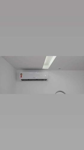manutenção limpeza higienização instalação de ar split em ge