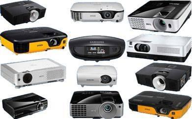manutenção preventiva e conserto de projetores datashow