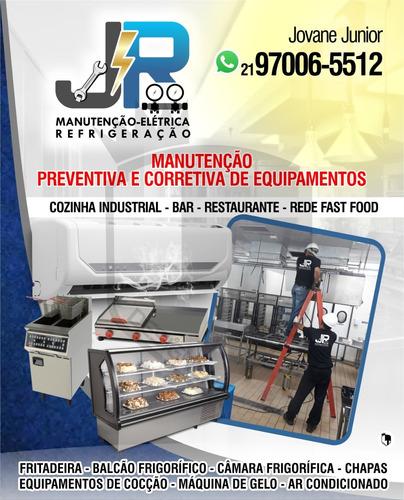 manutenção preventiva e corretiva de equipamentos