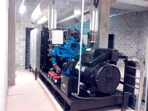 manutenção preventiva e corretiva em gmg (geradorer energ.)