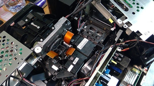 manutenção, reparo e conserto de projetores datashow