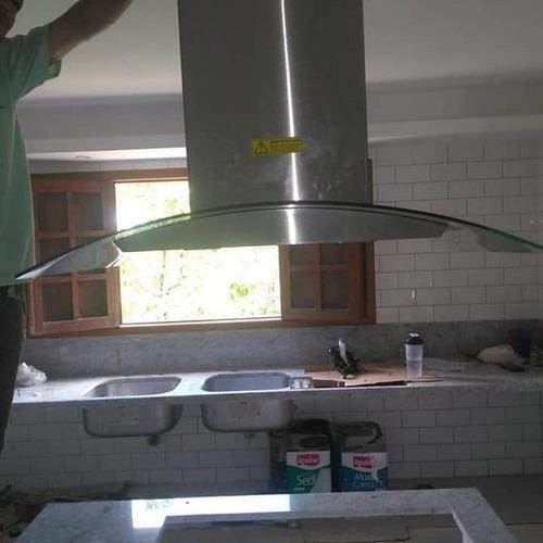 manutenção, reparo e instalação