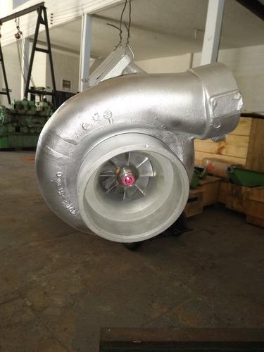 manutenção, reparo e troca de turbinas de veículos, máquinas