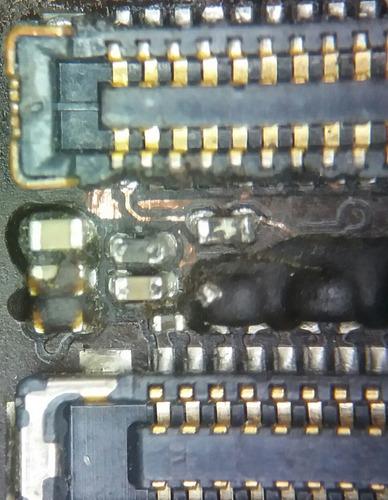 manutenção  reparos em  placas iphone