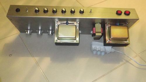 manutenção reparos reforma de amplis para instrumentos