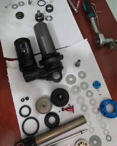 manutenção shok supensoes freios em geral