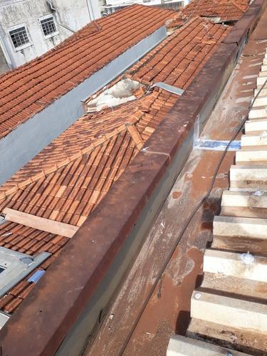 manutenção vazamentos, residencial - predial- telhados