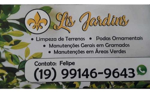 manutenções  em jardins, indaiatuba e região.