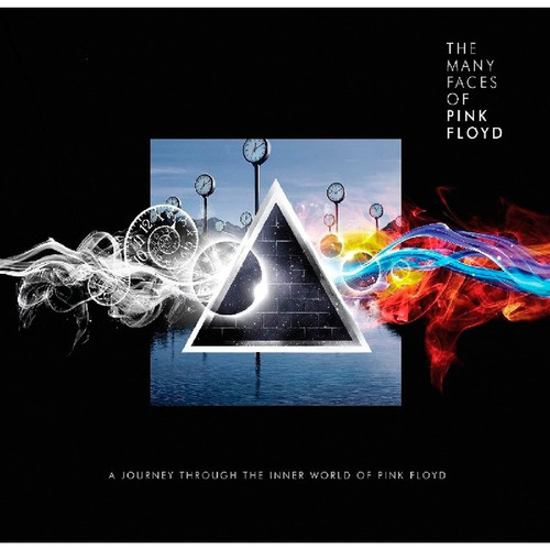 many faces of pink floyd the varios interpretes cd x 3 nuevo