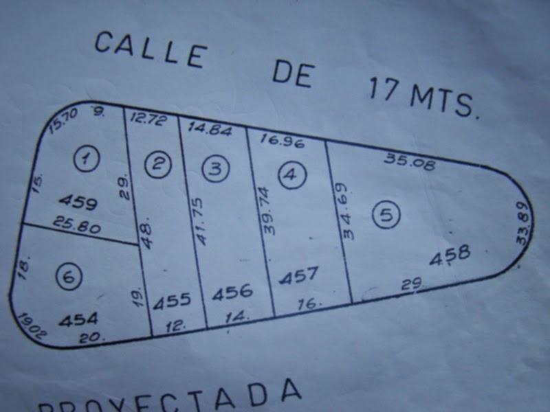 manzana 44 - padron 458