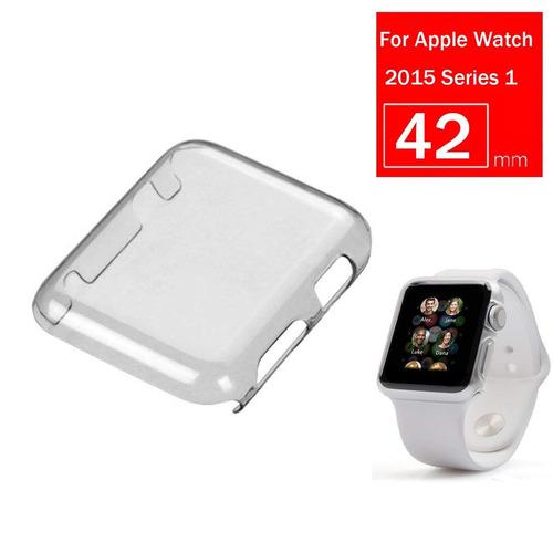 manzana reloj caso , titanfan [ ultra - delgado ] [ el más