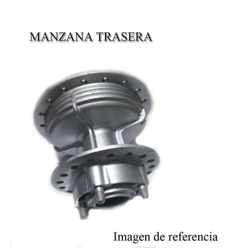 manzana trasera xt225 / dt125-175 (6 huecos)