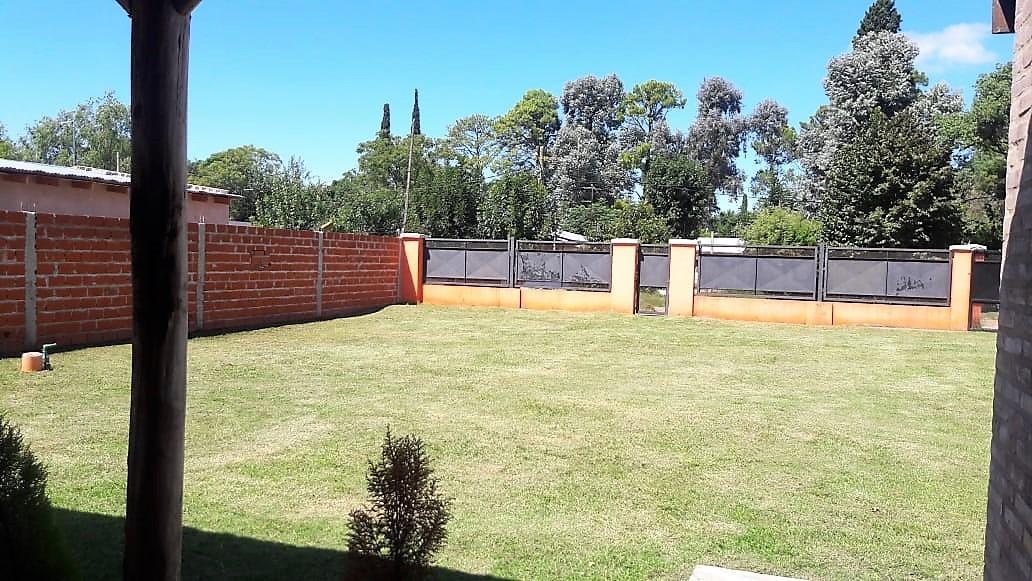 manzanares - casa 3 amb. con gran jardín