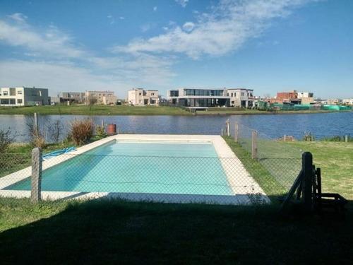 mao. casa a la laguna en alquiler temporal en el barrio san rafael - villanueva.