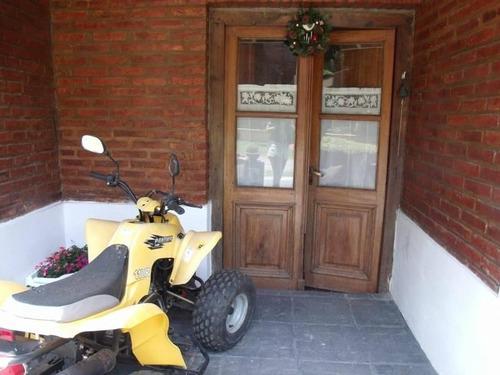 mao. casa de 4 dormitorios en el country club el jagüel, pliar
