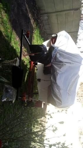 map 480 con motor powertec 40 full con power trim y trailer,