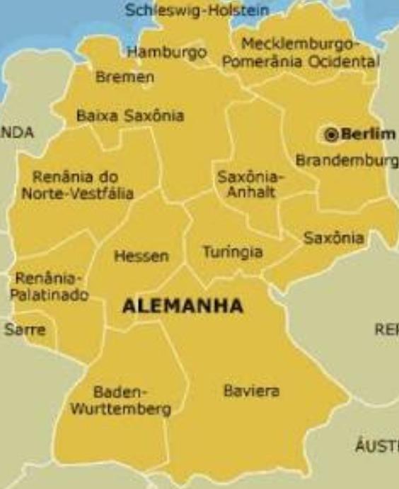 mapa alemanha Mapa Alemanha 2018 Para Garmin   R$ 118,00 em Mercado Livre mapa alemanha