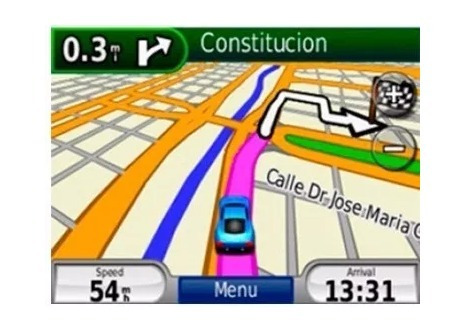 mapa city navigator norte america mexico 2019.20  gps garmin
