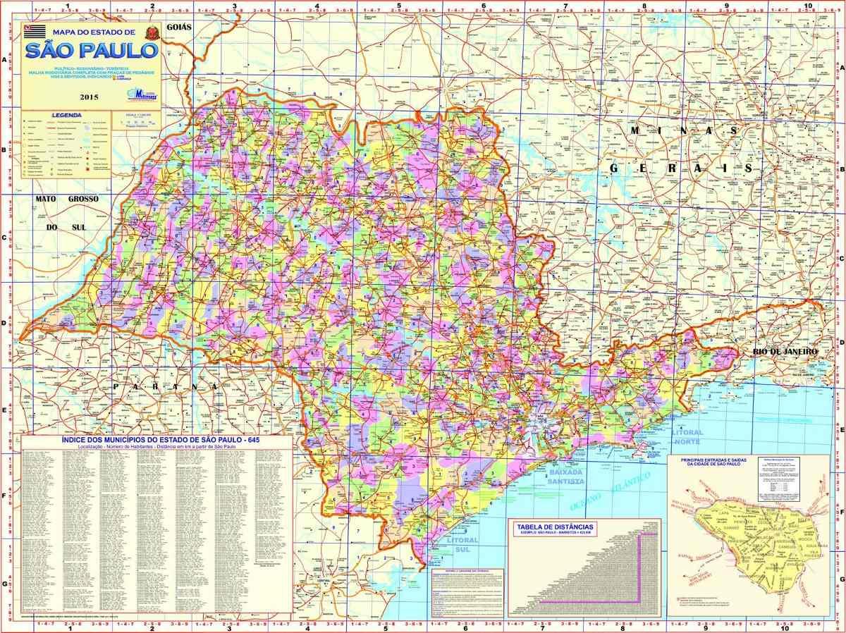 Regionalização no Estado de São Paulo - Secretaria da