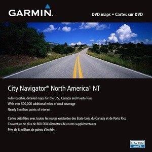mapa garmin city navigator norteamérica (méxico, usa y can)