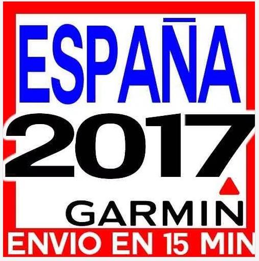 garmin mapa portugal Mapa Garmin Espana Y Portugal Europa Version Gps | 2017   $ 12.600  garmin mapa portugal