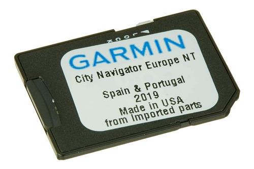 mapa garmin europa 2019+micro sd 8gb+usa 2019+colom $ 45,000