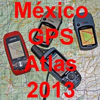 mapa garmin topo mexico (antes mexico gps atlas bicimapas)