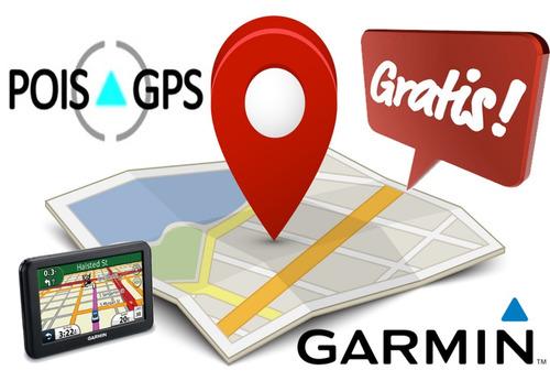 mapa gps garmin argentina enero v.01.19 + guía instalacion