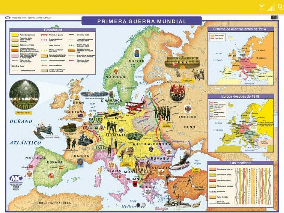 mapa historico Mapa Historico Segunda Guerra Mundial   $ 650,00 en Mercado Libre mapa historico