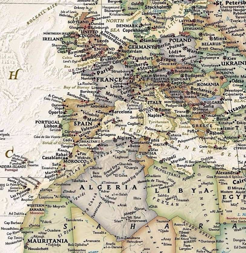 Mapa Mundi Gigante Foto Alta Definicao Em Papel Fotogrfico  R