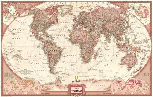 mapa mundi parede do mundo não use alfinetes p marcar locais