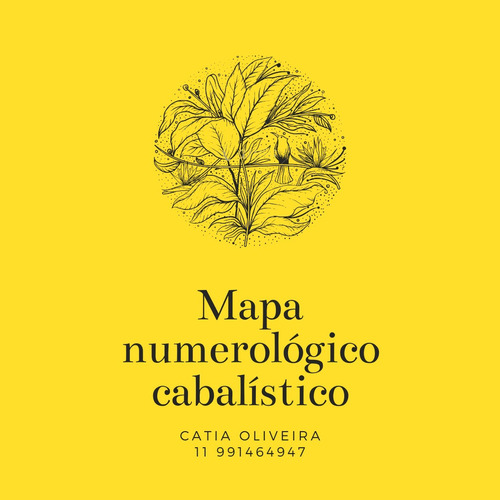 mapa numerológico cabalístico