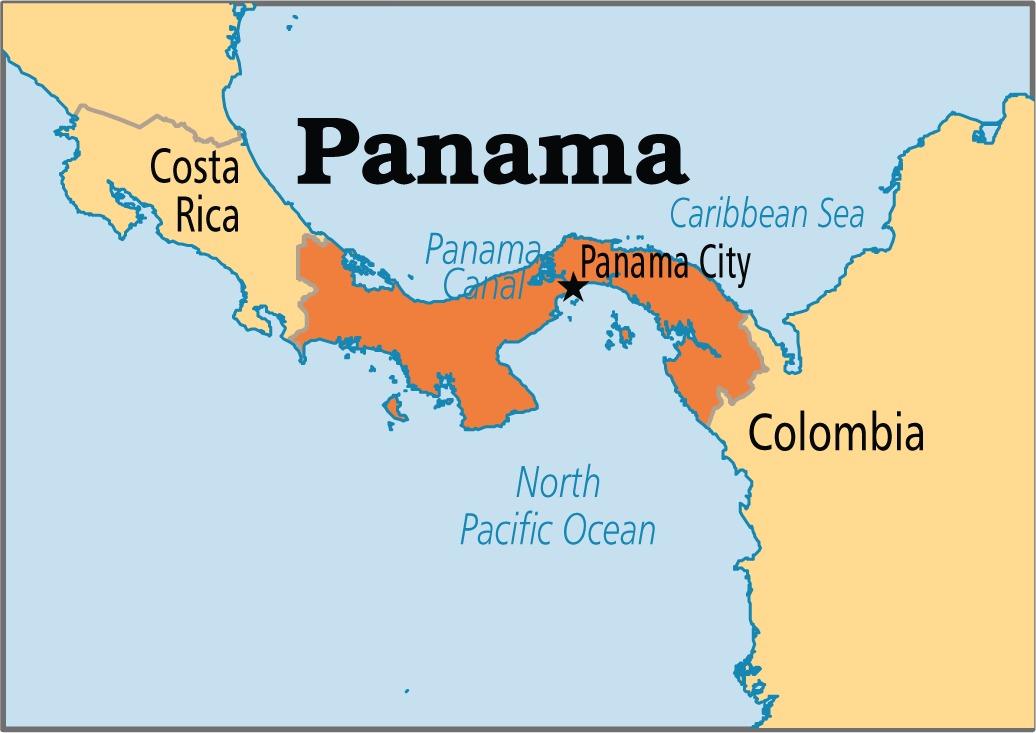 panama mapa Mapa Para Gps Panama Costa Rica Sd Ultima Version En El Acto  panama mapa