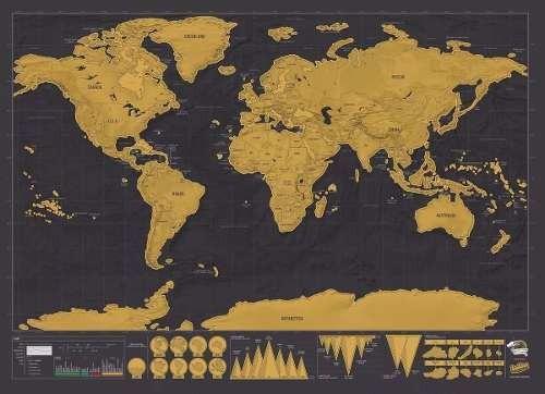 mapa para raspar scratch map deluxe edition 82x59cm raspable