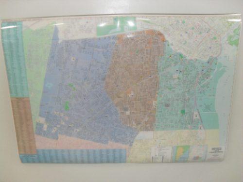 Mapa Partido Avellaneda Lans Lomas De Zamora Pizarra D 39000